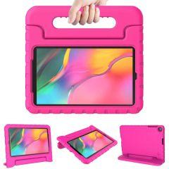 Coque kidsproof avec poignée Galaxy Tab A 10.1 (2016) - Rose