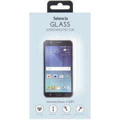 Selencia Protection d'écran en verre durci Samsung Galaxy J7 (2017)