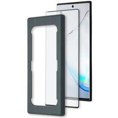 Accezz Protection d'écran Glass + Applicateur Galaxy Note 10