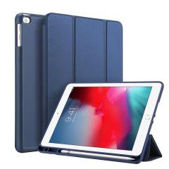 Accezz Étui à rabat Smart Silicone iPad (2018) / (2017) / Air (2)