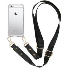 iMoshion Coque avec dragonne iPhone 6 / 6s - Transparant