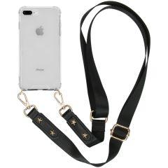 iMoshion Coque avec dragonne iPhone 8 Plus / 7 Plus - Transparant
