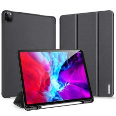 Dux Ducis Étui de tablette portefeuille Domo iPad Pro 12.9 (2020)