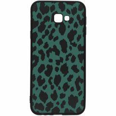 Coque design Color Samsung Galaxy J4 Plus - Panther