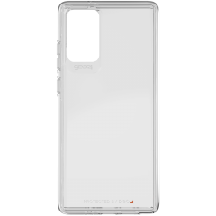 Gear4 Coque Crystal Palace Samsung Galaxy Note 20 - Transparent