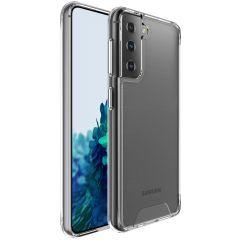 Accezz Coque Xtreme Impact Samsung Galaxy S21 - Transparent