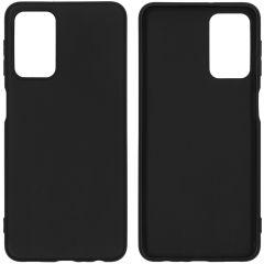 iMoshion Coque Color Samsung Galaxy A32 (5G) - Noir