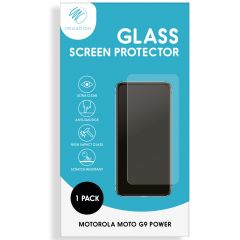 iMoshion Protection d'écran en verre durci Motorola Moto G9 Power