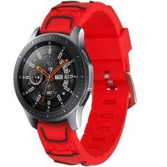 iMoshion Bracelet en silicone design Galaxy Watch 46 mm /Watch 3 45mm