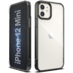 Ringke Coque Fusion iPhone 12 Mini - Noir