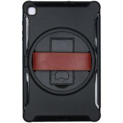 Coque Defender avec sangle Samsung Galaxy Tab S6 Lite - Noir