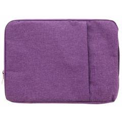 Sacoche textile universelle 15 pouces