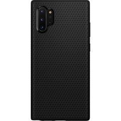 Spigen Coque Liquid Air Samsung Galaxy Note 10 Plus - Noir