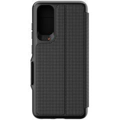 Gear4 Etui de téléphone portefeuille Oxford Eco Galaxy S20 - Noir