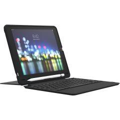 ZAGG Étui de type livre Slim Keyboard pour iPad 10.2 (2019/2020)