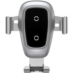 Baseus Chargeur de voiture sans fil en métal