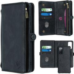 iMoshion Étui 2-en-1 à rabat Samsung Galaxy S20 FE - Noir