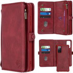 iMoshion Étui 2-en-1 à rabat Samsung Galaxy S20 FE - Rouge