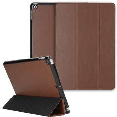 Selencia Coque en cuir vegan Trifold Book iPad 10.2 (2019 / 2020)