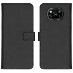 iMoshion Étui de téléphone portefeuille Luxe Xiaomi Poco X3 (Pro)