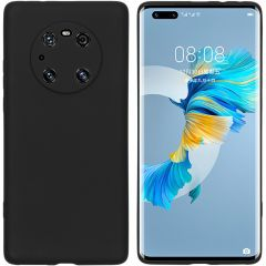 iMoshion Coque Color Huawei Mate 40 Pro - Noir