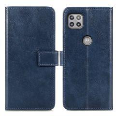 iMoshion Étui de téléphone portefeuille Luxe Motorola Moto G 5G