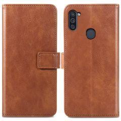 iMoshion Étui de téléphone portefeuille Luxe Samsung Galaxy M11 / A11