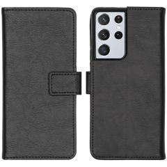 iMoshion Étui de téléphone portefeuille Luxe Samsung Galaxy S21 Ultra