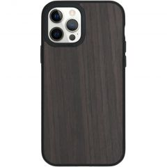 RhinoShield Coque SolidSuit iPhone 12 (Pro) - Black Oak