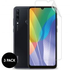 iMoshion Protection d'écran Film 3 pack Huawei Y6p