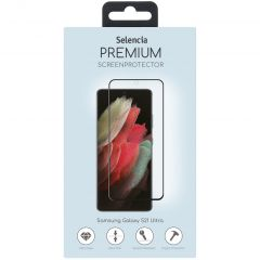 Selencia Protection d'écran premium en verre Samsung Galaxy S21 Ultra
