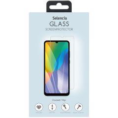 Selencia Protection d'écran en verre durci Huawei Y6p