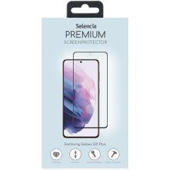 Selencia Protection d'écran premium en verre Samsung Galaxy S21 Plus