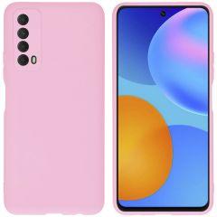 iMoshion Coque Color Huawei P Smart (2021) - Rose