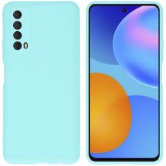 iMoshion Coque Color Huawei P Smart (2021) - Menthe verte
