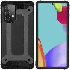iMoshion Coque Rugged Xtreme Samsung Galaxy A52(s) (5G/4G) -Noir