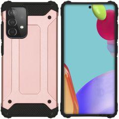 iMoshion Coque Rugged Xtreme Galaxy A52(s) (5G/4G) - Rose