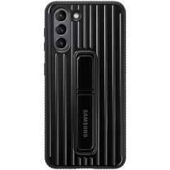 Samsung Coque Protective Standing Samsung Galaxy S21 - Noir