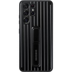 Samsung Coque Protective Standing Samsung Galaxy S21 Ultra - Noir