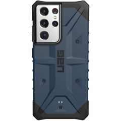 UAG Coque Pathfinder Samsung Galaxy S21 Ultra - Bleu