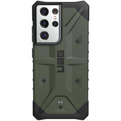 UAG Coque Pathfinder Samsung Galaxy S21 Ultra - Olive