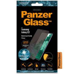 PanzerGlass Protection d'écran Privacy Case Friendly Samsung Galaxy S21