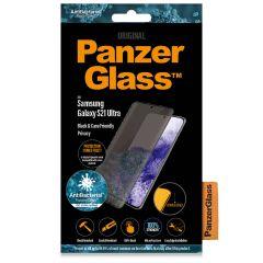 PanzerGlass Protection d'écran Privacy Case Friendly Galaxy S21 Ultra