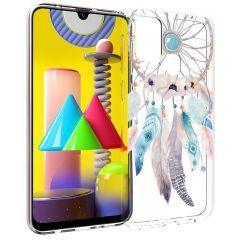 iMoshion Coque Design Samsung Galaxy M31 - Attrape-rêves