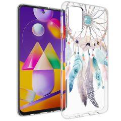 iMoshion Coque Design Samsung Galaxy M31s - Attrape-rêves