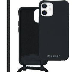 iMoshion Coque de couleur avec cordon amovible iPhone 12 Mini