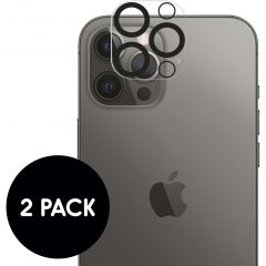 iMoshion Camera Protector Glas 2 Pack iPhone 12 Pro Max