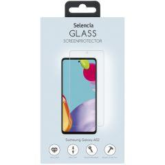 Selencia Protection d'écran en verre durci Galaxy A52 (5G) / A52 (4G)