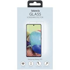 Selencia Protection d'écran en verre durci Samsung Galaxy A72