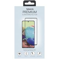 Selencia Protection d'écran premium en verre Samsung Galaxy A72